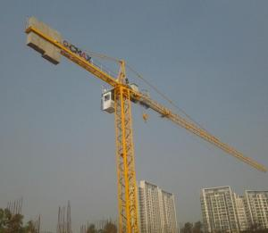 TCT6014 (8T) Topless Tower Crane From CNBM