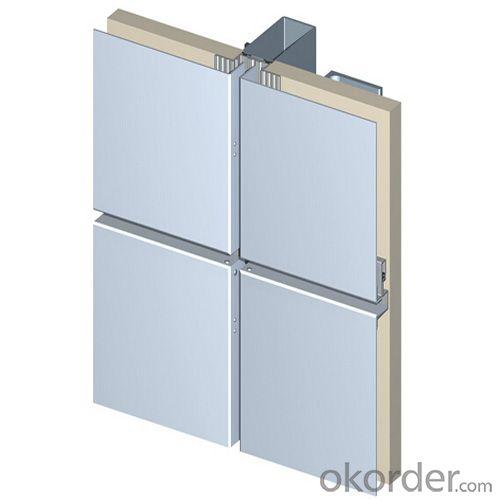Aluminium Sheet 4mm Thick for Wall Panel
