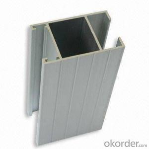 Aluminium Alloy Extrusion Profile for Windows and Doors