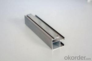 Aluminum Heat Sink Aluminum Profile for Power Amplifier