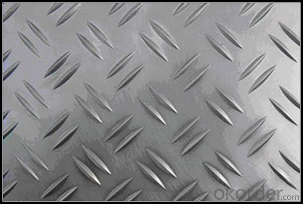 Aluminium Treadplate for Making Trucks Body