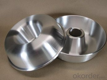 High Lighted Alloy 1050 Aluminium Circle Sheet