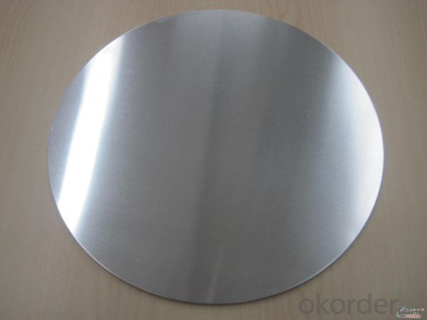 Deep Drawing Quality 1050 Aluminum Circle Sheet