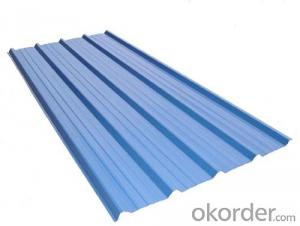 Corrugated Aluminum Cladding Sheet Metal for Roofing