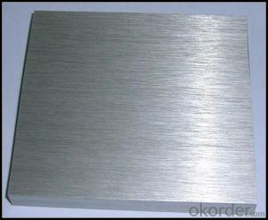 Brushed Aluminum Sheet Sizes in All Kinds Available