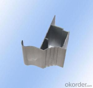 Mill Finish Aluminum Profile Extrusion Made in China