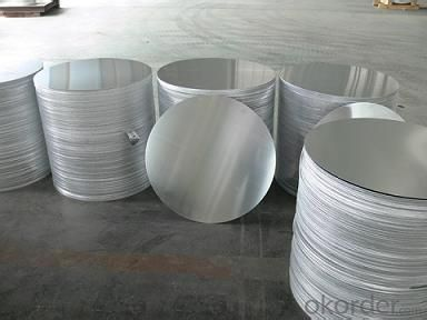 Mill Finish Alloy 3003 Aluminium Round Plate