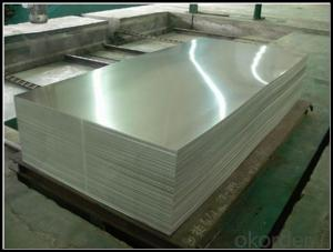 Aluminum Sheeting for Trailers Tanker Making