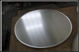 Cookware Deep Drawing 3003 Aluminum Circle