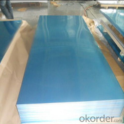 Aluminum Sheet for Aircraft with Competitive Price