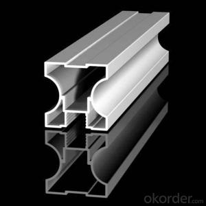 Aluminum Extrusion Profile Highly Functional Easy Assembly T-Slot