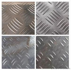 Aluminium Five Bar Checker Plate with Best Price