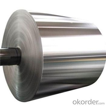 Aluminum Jumbo Rolls and Mill Finished Coil in Good Quality