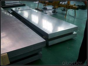 Thin Aluminum Sheet Alloy used for Foil Stock