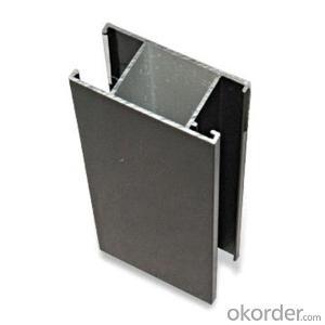 Aluminum Heat Sink Aluminum Profile for Power Amplifier