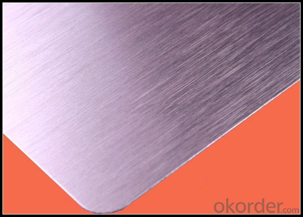 Brushed Anodized Aluminum Sheets for Sale China Supply
