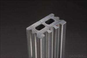 Aluminum Extrusion Profiles for TV  Parts
