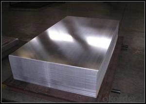 Mill Finished Aluminium Sheet for Subway Cabin