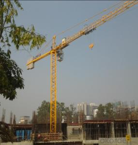 TCT5012 (6T) Topless Tower Crane From CNBM