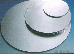 Aluminium Circle for Deep Drawing Cup Kitchen Cookware