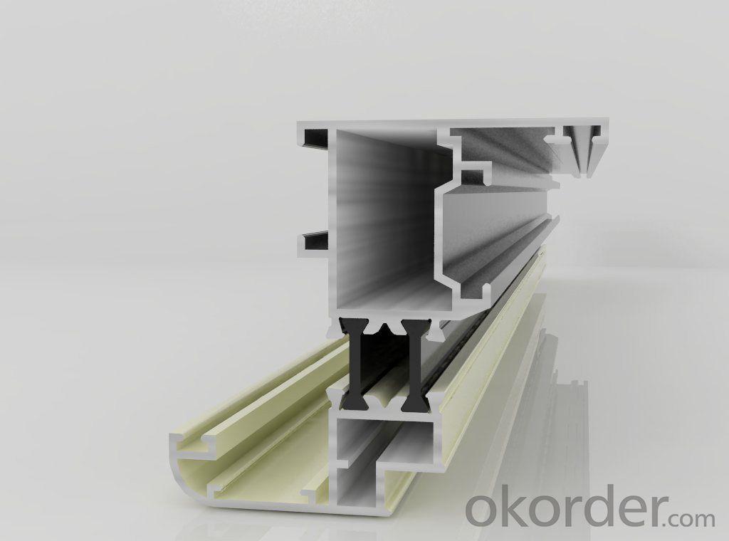 Aluminium Profile for Curtain Wall Application