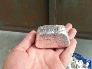 500g Magnesium(Mg) ingots 99.98% purity to Russia Market from CNBM Magnesium