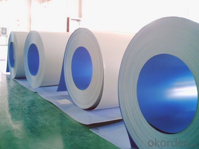 Color Coated Aluminum Coil AA1145 Aluminum Alloy