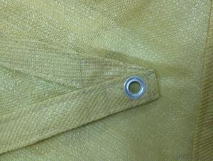 Waterproof Sun Shade Sail/Polyester Shade Sail/HDPE Sail Sun Shade Factory