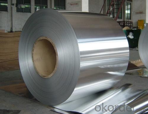 Color Coated Aluminum Coil AA3004 Aluminum Alloy