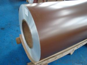 Color Coated Aluminum Coil Aluminum Roll Temper H22