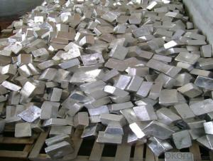 500g Magnesium(Mg) ingots 99.98% purity to European and Russia Market