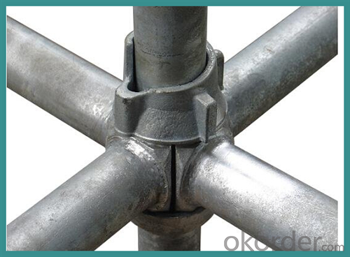 Great Performance Cup Lock Scaffolding from China
