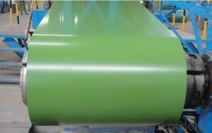 Color Coated Aluminum Coil Aluminum Alloy
