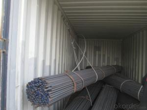 Steel Round Bar with Grade Q195/Q235  and High Quality
