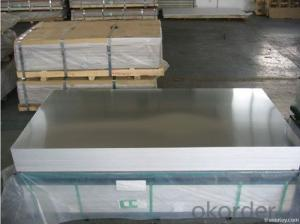 7075 Alloy Mill Finished Aluminum Sheets
