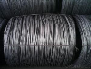 Hot Rolled Steel Wire Rod GB/JIS/ASTM/DIN High Qulity