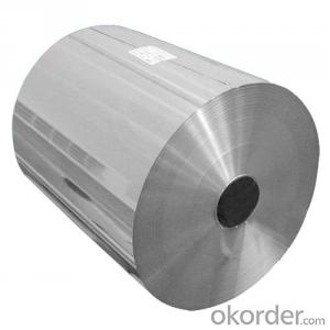 Aluminium Foil in Jumbo Roll for Food Container Trays