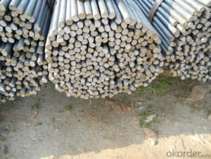 Round Bar Chromed Steel Round Bar-Steel Round Bar SS400