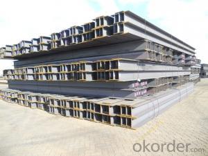 Hot Rolled Steel  H-Beam using  for Medium Scale Bridge
