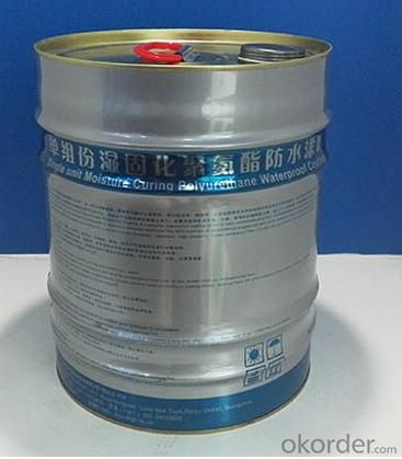 Buy One Component Polyurethane Waterproof Coating Price