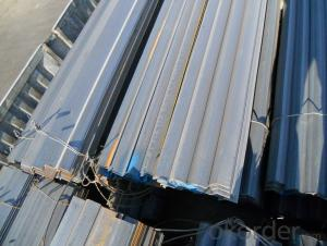 Hot Rolled Steel Angle Bar Equal Angle Bar Unequal Angle Bar GB/JIS/ASTM/DIN
