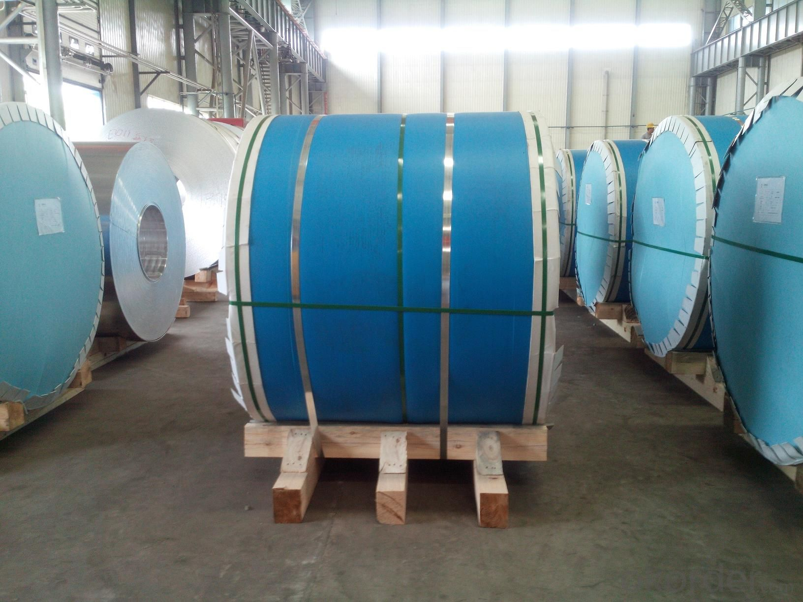 Direct Casting Aluminium Coils for Color Coated