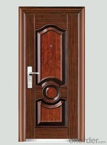 Security Metal Door 626D For South American Market