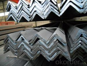 Hot Rolled  unequal Angle Steel  for Telecommunication Tower