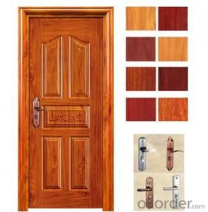 Security Metal door Steel Door Safety Door  Fire Rated Steel Fire 836