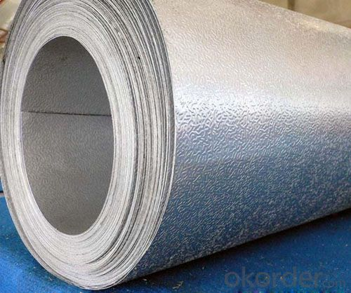 3000 Series Stucco Embossed Aluminum Coils for Refrigater
