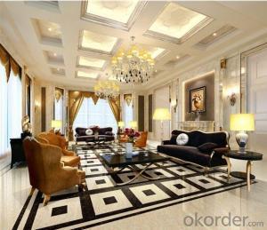 Polished Glazed Porcelain Tile The Beige Color CMAXSB1229