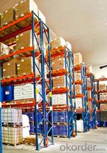 Iron Warehouse Pallet Rack for Spare Parts Prices