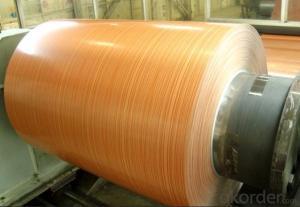 Color Coated Aluminum Coil Aluminum Roll Temper H16