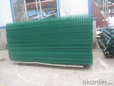 Style Galvanized Steel Fence Good quality For south american market